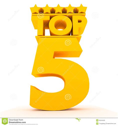 Top5 Royalty Free Stock Images  Image 35243429