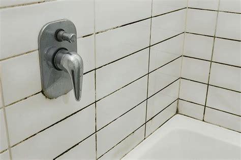 moisissure salle de bain bicarbonate de soude de conception de maison