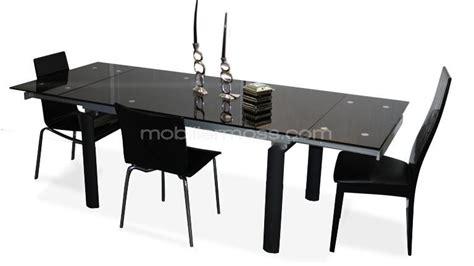 table a manger avec rallonge