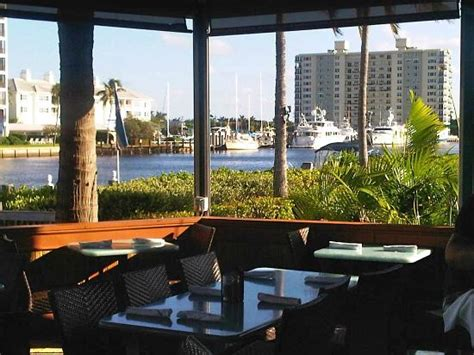 on the water picture of deck 84 delray tripadvisor