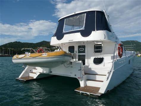 Small Catamaran For Sale Australia by 2005 Conquest 44 Power Catamaran For Sale Trade Boats