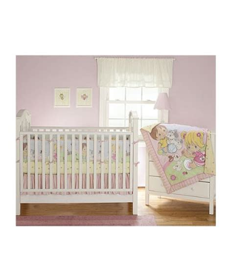 precious moments precious ark 4 crib bedding set