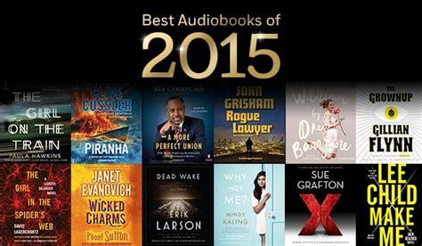 Best Audiobooks Of 2015  Penguin Random House Audio