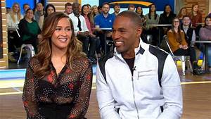 Jason George and Jaina Lee Ortiz dish on 'Grey's Anatomy ...