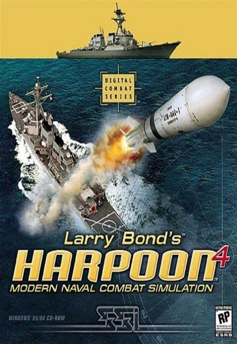 larry bond s harpoon 4 modern naval combat simulation sur pc jeuxvideo