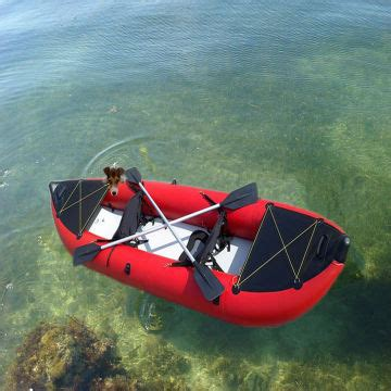 Inflatable Boat Material by Inflatable Boat Fishing Kayak For Sale In Pvc Material