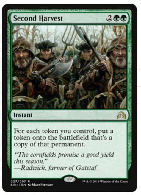 standard green white tokens mtg amino