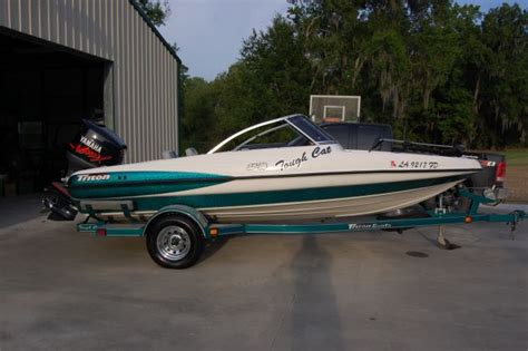 Ski Boats For Sale In North Louisiana by 2000 Triton Fish Ski For Sale In Southeast Louisiana