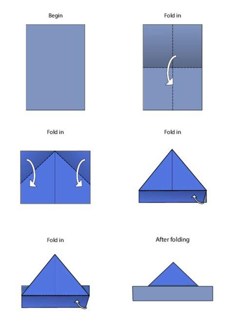 Origami Super Boat by Easy Origami Instructions Boat Kidspressmagazine