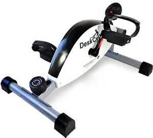 deskcycle desk exercise bike pedal exerciser whitevan