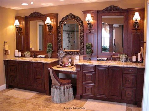 Master Bathroom Vanities Double Sink 2014 With Fixture Ikea Ordning Kitchen Timer Designs For Small Red Birch Cabinets Hells Restaurant Reservations Sink Protector Mats Remodel Ideas On A Budget Valance Lazy Susan Turntable