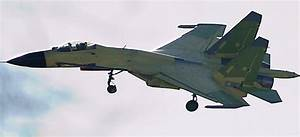 New Build Shenyang J-11B Fighter Jet For PLAAF | Chinese ...