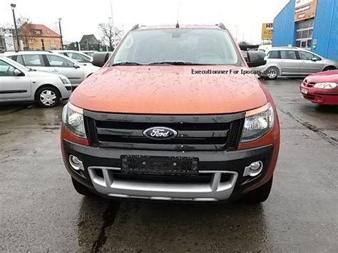 2012 ford ranger autm wildtrak 8x frosted car photo and specs