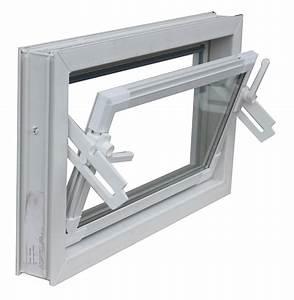 Glasbausteine Durch Fenster Ersetzen : trobak kellerfenster weiss 90x40 cm einfachverglasung ~ Markanthonyermac.com Haus und Dekorationen