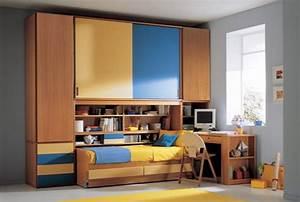 Jugendzimmer Mit Klappbett : jugendzimmer mit berbau ~ Markanthonyermac.com Haus und Dekorationen