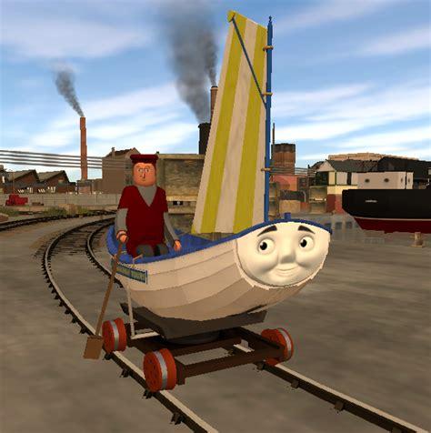 Skiff Thomas The Tank Engine by Skiff Tales From The Tracks Trainz Series Wikia Fandom