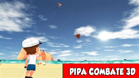 Pipa Combate 3d : Pipa Combate Em 3d