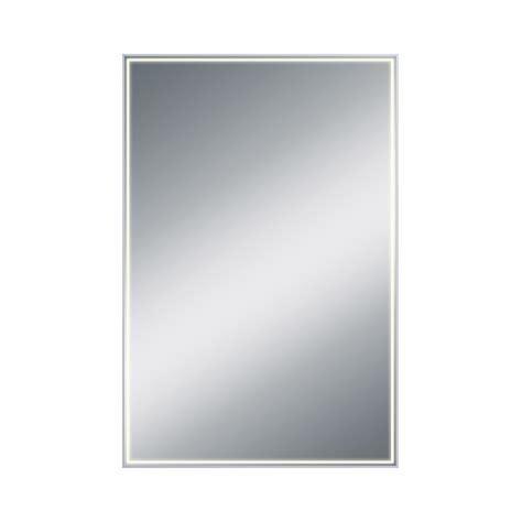 miroir salle de bain avec eclairage integre valdiz