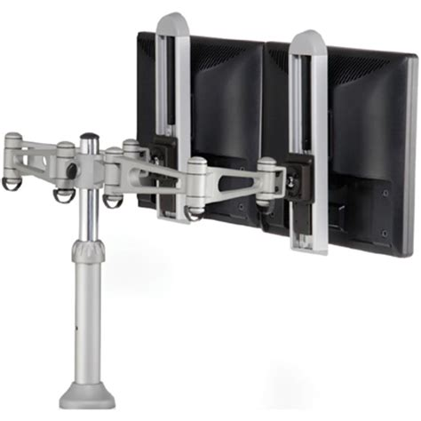 humanscale m7 dual lcd monitor arm for desk mount or wall mount
