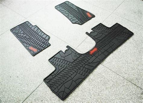 40 mopar 174 82210166ac floor slush quadratec jeep floor mats 100 images