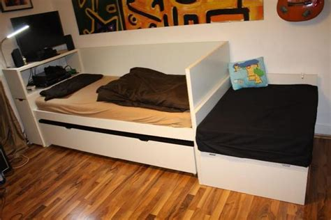 Ikea Flaxa Bett Mit Kopfteil Nazarmcom