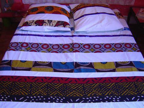 couette afrique alabandine du linge de lit pour colorer vos nuits