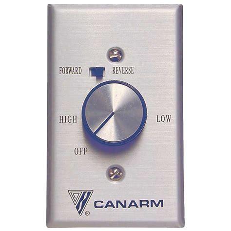 canarm manual ceiling fan controller 2 way farmtek