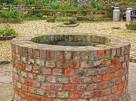 comment construire un puits de jardin
