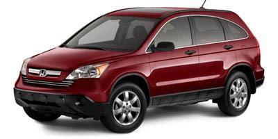 2007 Honda Cr-v Values- Nadaguides