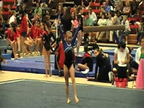 gymnastics level 2 floor routine