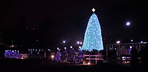 List Of Sources Of The National Christmas Tree (united