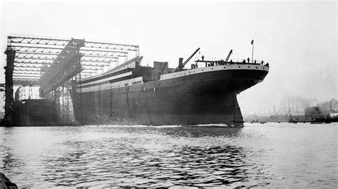 Titanic Boat Structure by Titanic S Innovative Internal Structure Luxurious