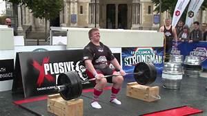Junior UK Strongest Man 2014 - YouTube