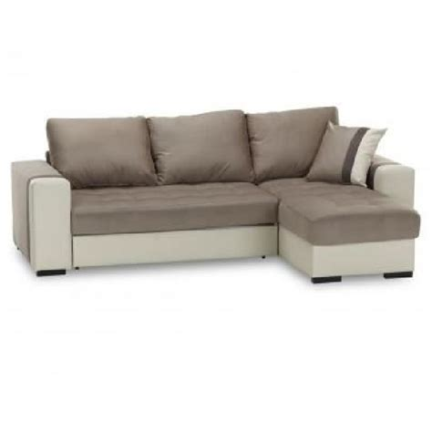 canap 233 d angle convertible r 233 versible en tissu et achat vente canap 233 sofa divan tissu