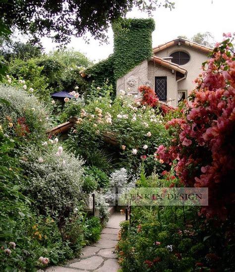 Cottage Garden  Traditional  Landscape  Los Angeles