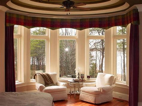 living room living room window treatment ideas for living room decorations bay window curtain