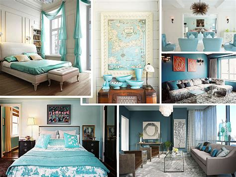 Summer Decor In Shades Of Blue