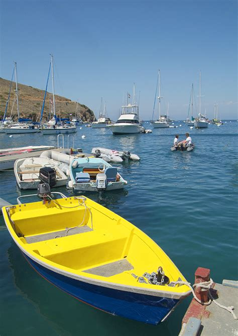 Boats And Harbors Online by Two Harbors California Fishing