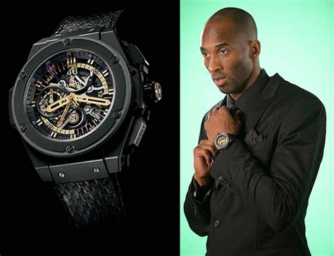 U Boat Watch Floyd Mayweather by Star Time 13 Celebrity Branded Sports Watches Watchtime