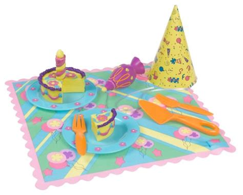 the explorer birthday cake play food set works with talking kitchen ebay