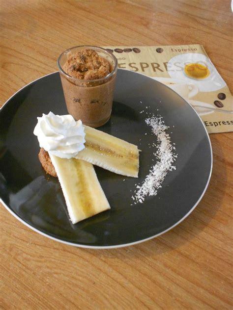 dessert rapide choco banane coco une princesse en cuisine
