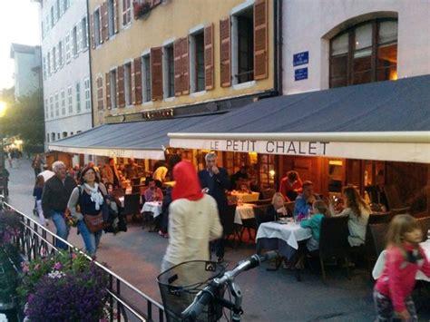 le petit chalet annecy 11 rue jean jacques rousseau restaurant reviews phone number
