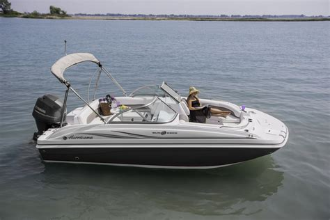 research 2014 hurricane deck boats sd 187 ob on iboats