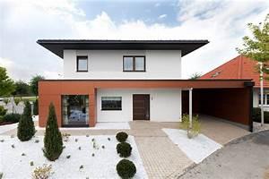 Moderne Häuser Walmdach : haustyp style 163 w hartl haus ~ Markanthonyermac.com Haus und Dekorationen