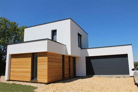 maison ossature bois cubique