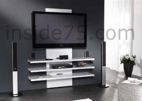 meuble tv mural meuble tv a suspendre objets decoration