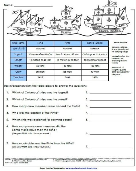 1000+ Images About Social Studies  Super Teacher Worksheets On Pinterest  Compass, Social