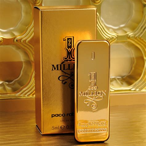 paco rabanne 1 million edt 5 ml mini s fragrances homme perfume parfum nib ebay