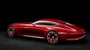 Vision Mercedes-Maybach 6. - Mercedes-Benz