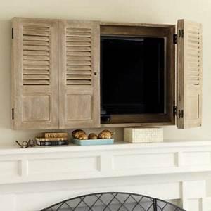 Fernseher Verstecken Möbel : pin von luke van wald auf haus pinterest wohnzimmer fernseher verstecken und schlafzimmer ~ Markanthonyermac.com Haus und Dekorationen